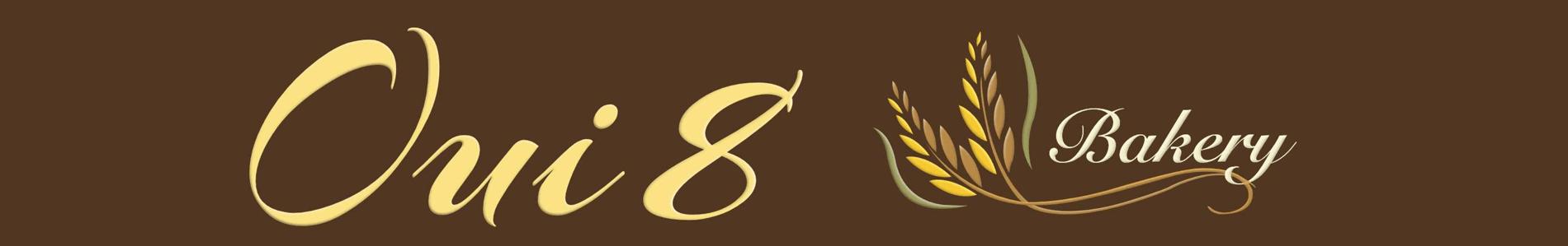 oui8 bakery kanata ottawa ontario logo